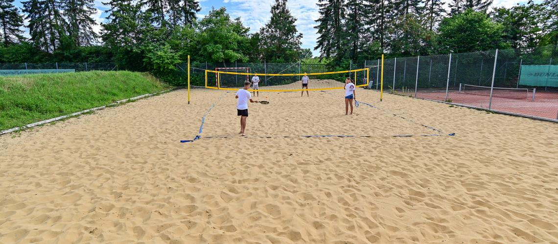 beachtennis